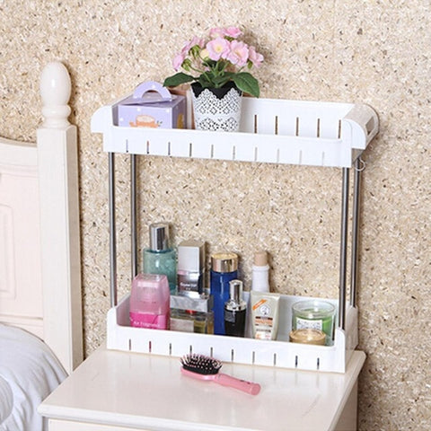4 Layer Gap Kitchen Rack Shelf Slim Slide