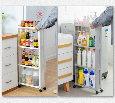 The Goods For Storage Rack Fridge Side Shelf