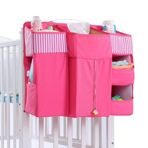 Bed Hanging Storage Bag Bedding Set Kid