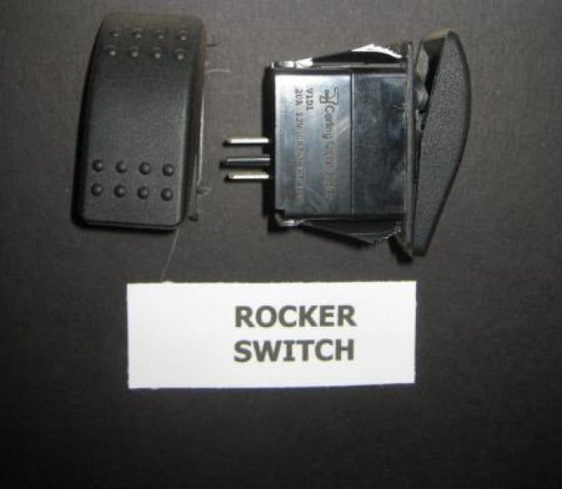 ON/OFF ROCKER SWITCH - Max-Bilt