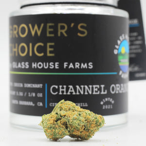 Channel Orange (i/h) - Glass House Farms Grower's Choice (24% THC)