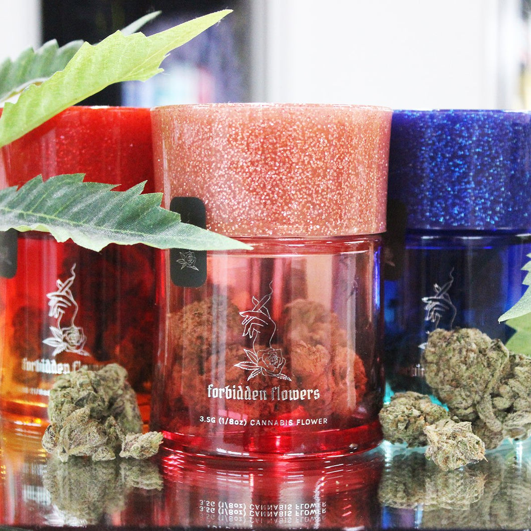 Forbidden Flowers Half/Full Ounce Deal - Mix and Match