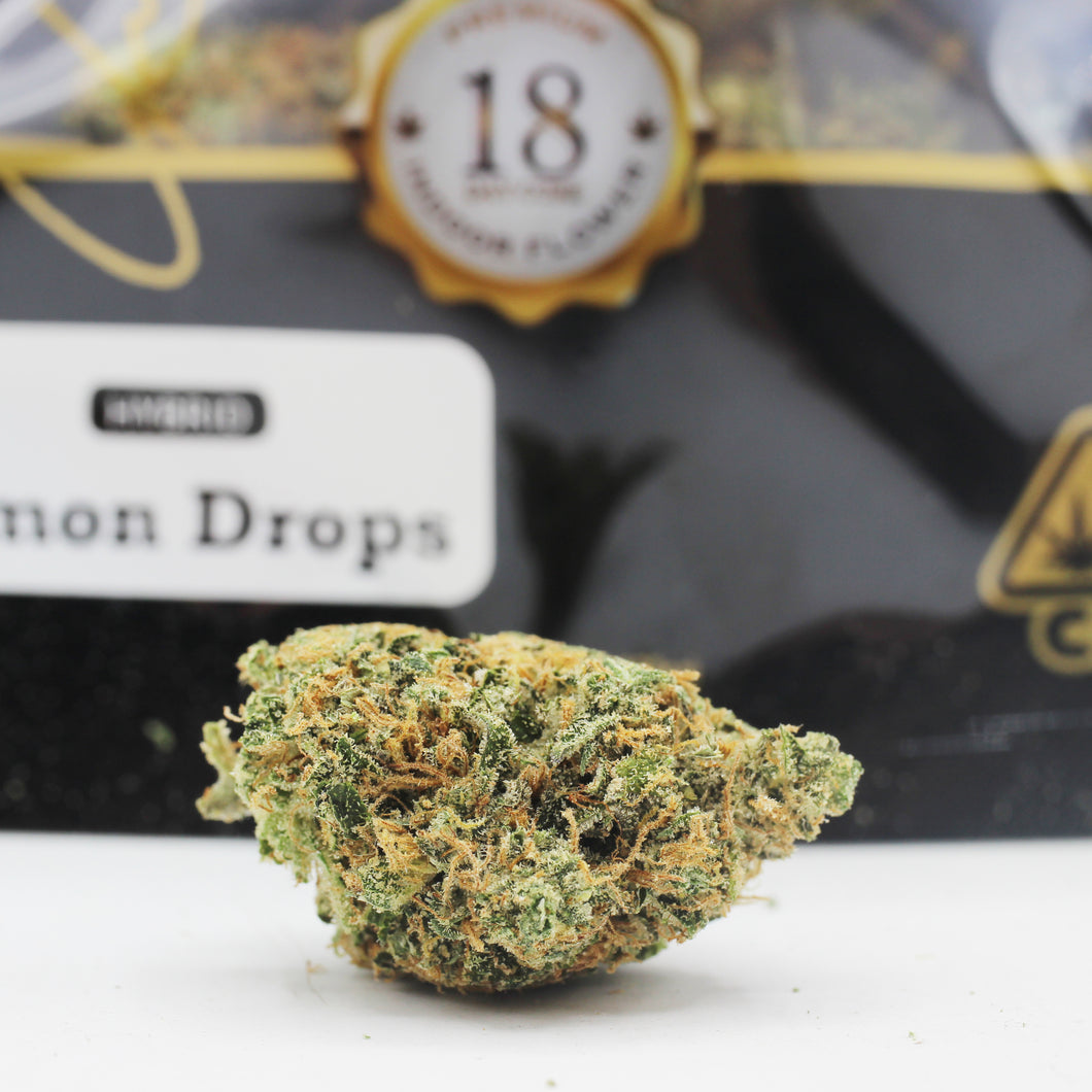 Lemon Drops (h) - Mad Cow Genetics (33.8% THC)