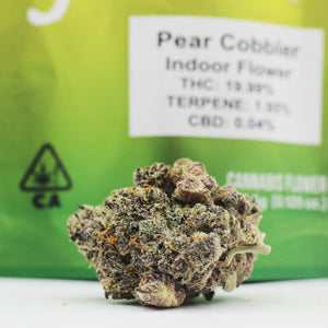 Pear Cobbler - Seed Junky
