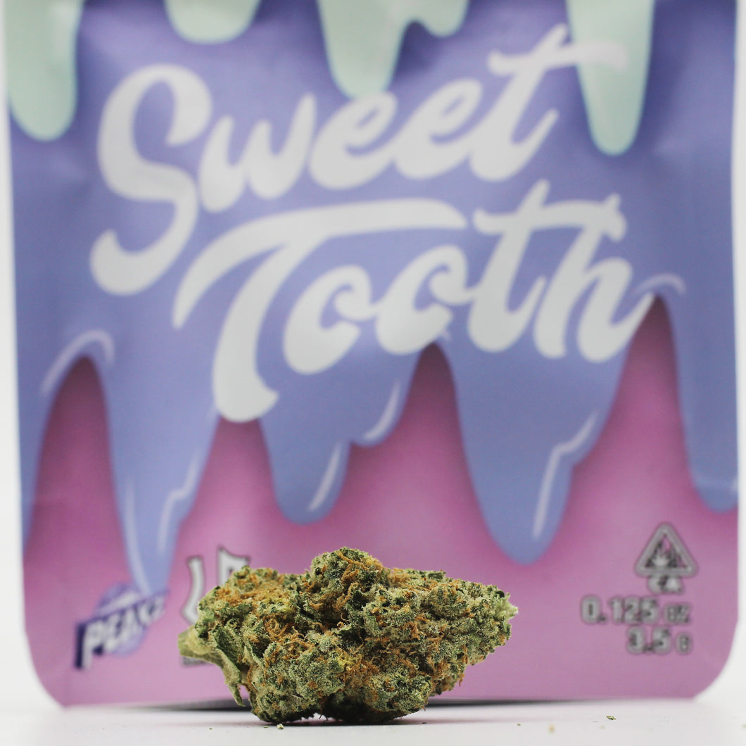 Sweet Tooth (i/h) - The Peakz Co. (26.8% THC)