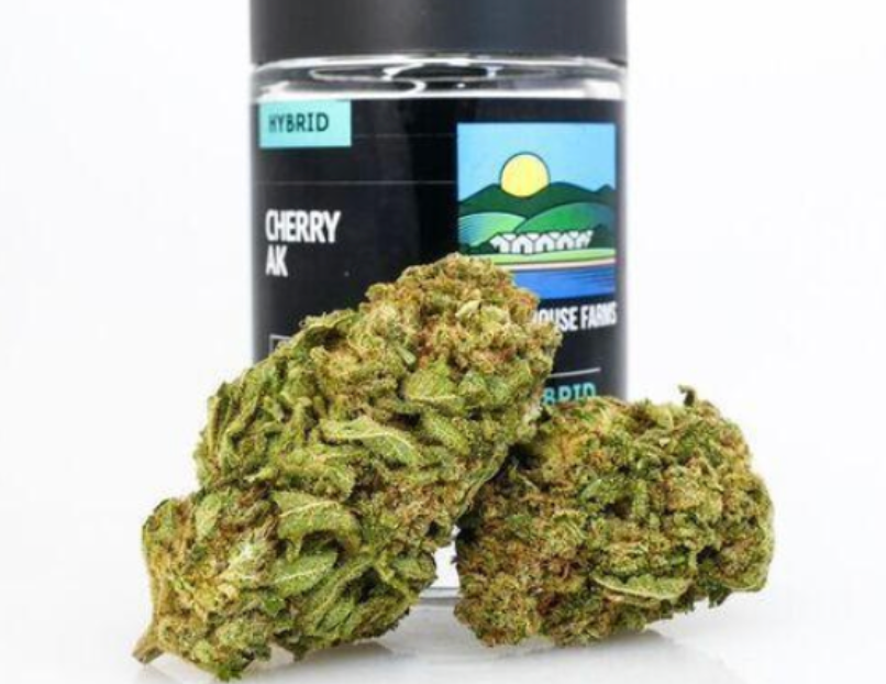 Cherry AK (s/h) - Glass House Farms (18% THC)