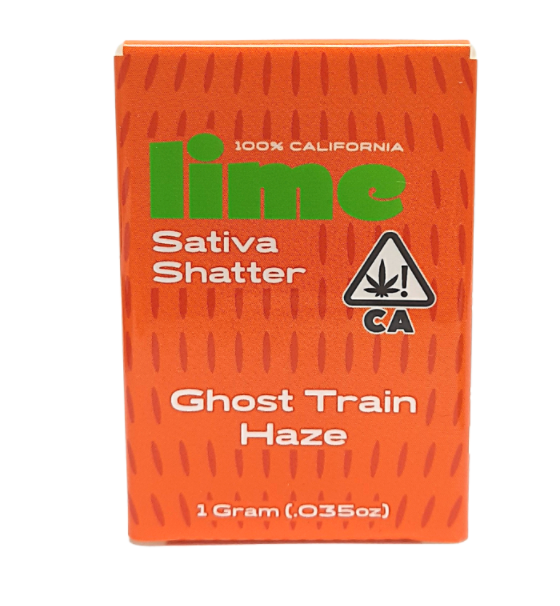 Ghost Train Haze (s) - Lime Shatter