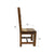 Rustic Vintage Solid Wooden Dining Room Chairs 18