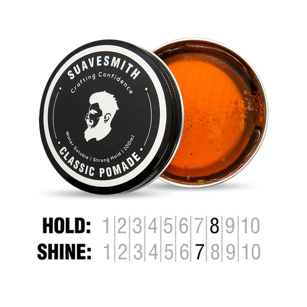 Classic Pomade 100ml 3-Pack