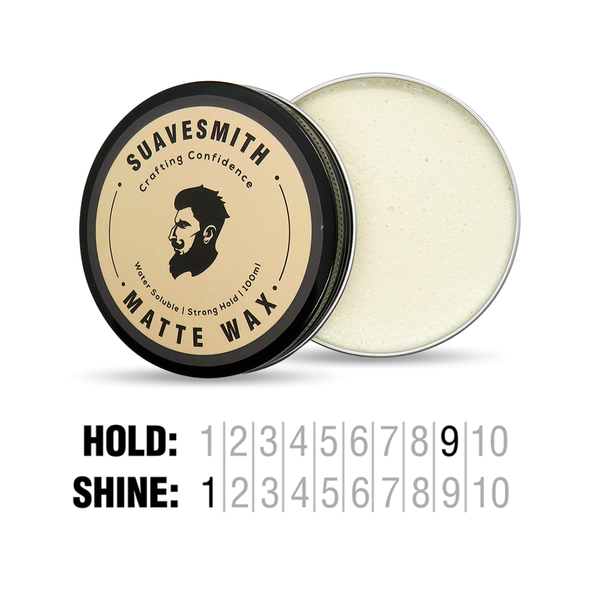 Texturing Matte Wax + Classic Pomade