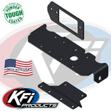 KFI Honda Winch Mount