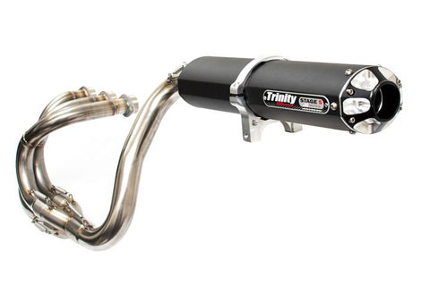 Yamaha UTV Trinity Racing Exhaust Systems