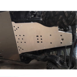 Clutch Skid Plate Kit Can Am X3 / XRS