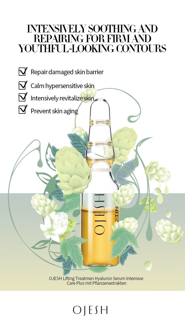 OJESH® Lifting Treatment Hyaluron Serum Intensive Care Plus (Pre-Order)