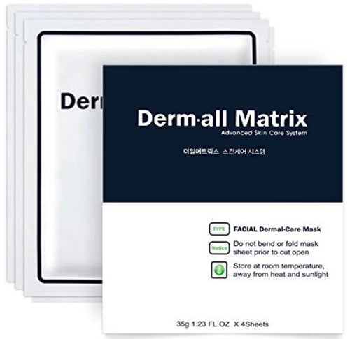 Derm-all Matrix Facial Dermal-Care Mask
