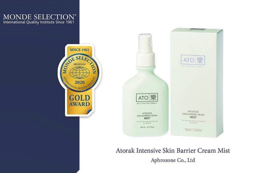 ATO Intensive Skin Barrier Cream Mist