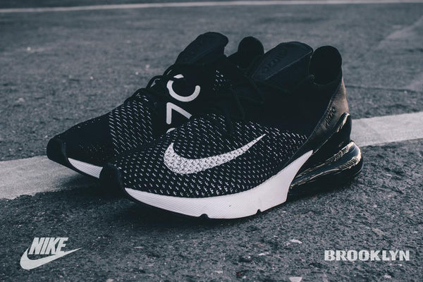 Nike Air Max 270 - Tuned for Lifestyle - Brooklyn Fashion Blog - Brooklyn Footwear x Fashion