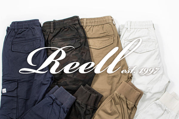 Reell Pants - Brooklyn Footwear x Fashion