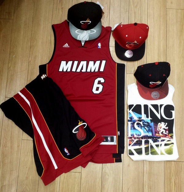 South Beach Miami - Lebron James - Spring Break - Heat - Brooklyn Footwear x Fashion