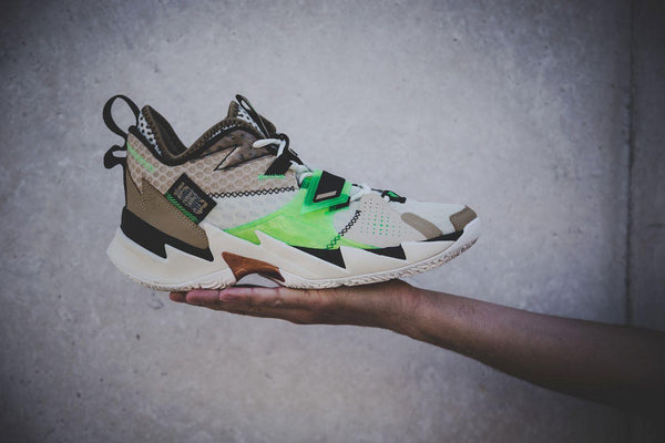 Jordan Why Not Zer0.3 - Brooklyn Footwear x Fashion