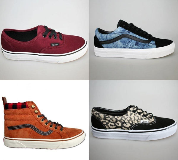 Vans - Off The Wall - Der Sneaker mit Style - Brooklyn Footwear x Fashion