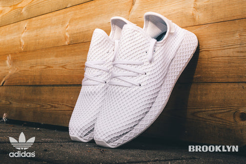 Adidas Deerupt future white