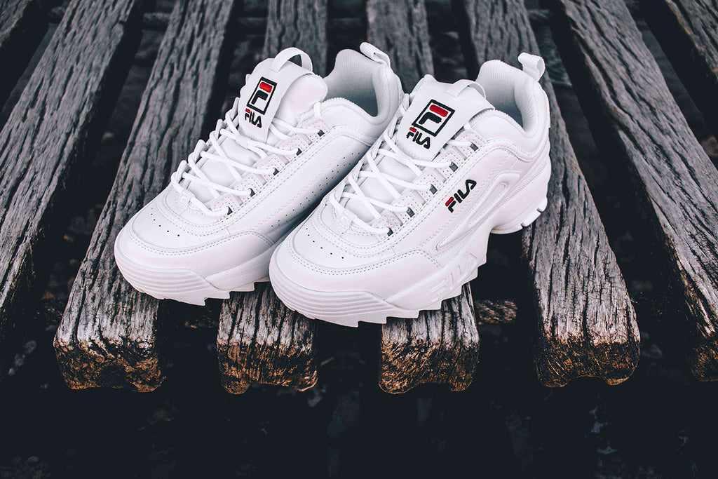 Fila Heritage Disruptor Low 1002348