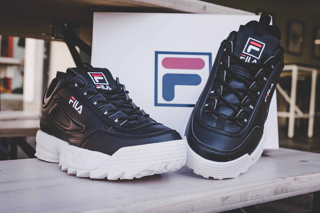 Fila Heritage Disruptor Low