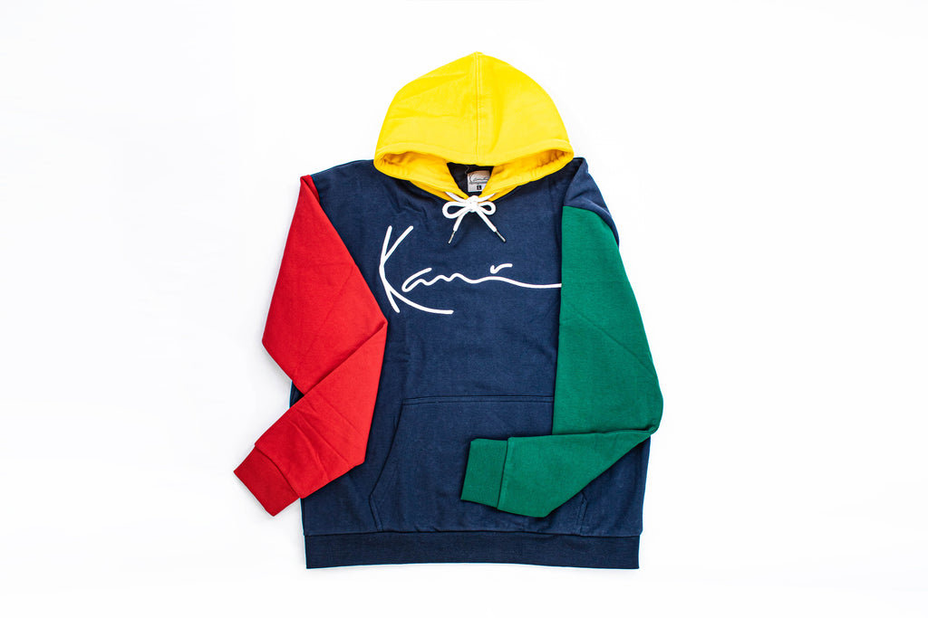 Karl Kani Pullover - color-block