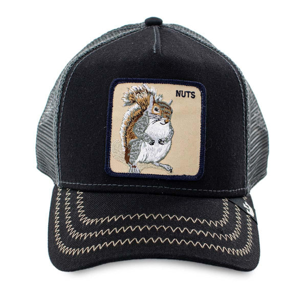 Goorin Bros. Squirrel Master Trucker Cap GB-101-5152-NVY-