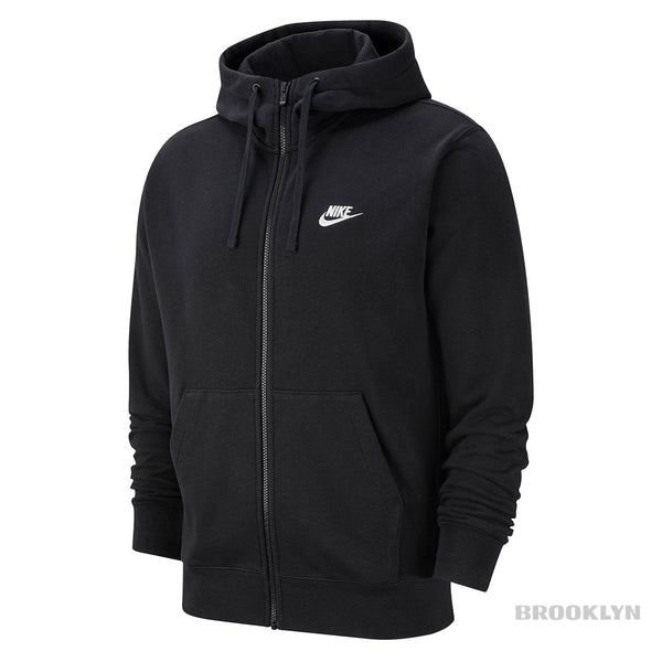 Nike NSW Club French Terry Full Zip Hoodie BV2648-010-