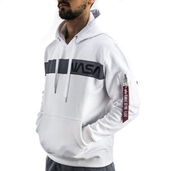 Alpha Industries Inc Nasa RS Hoody 198313-09-