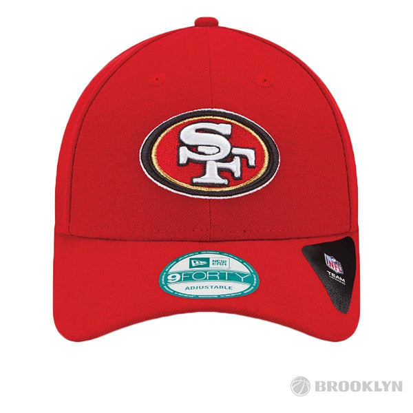 New Era 940 San Francisco 49ers NFL The League Team Cap 10517869-