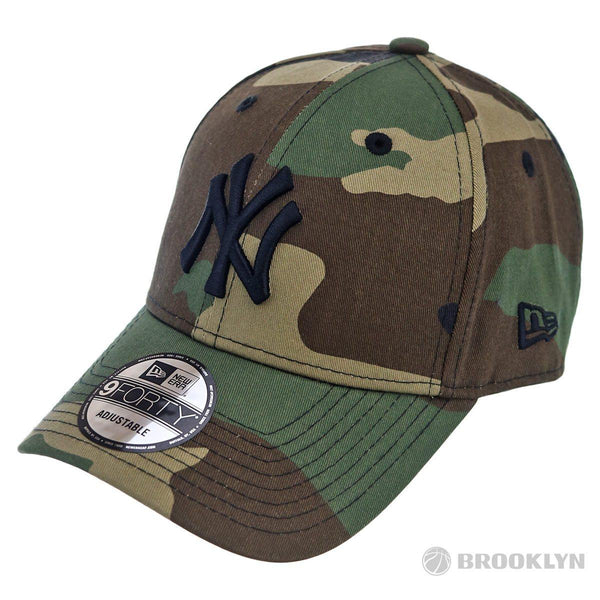 New Era 940 MLB League Essential New York Yankees Cap 11357008-