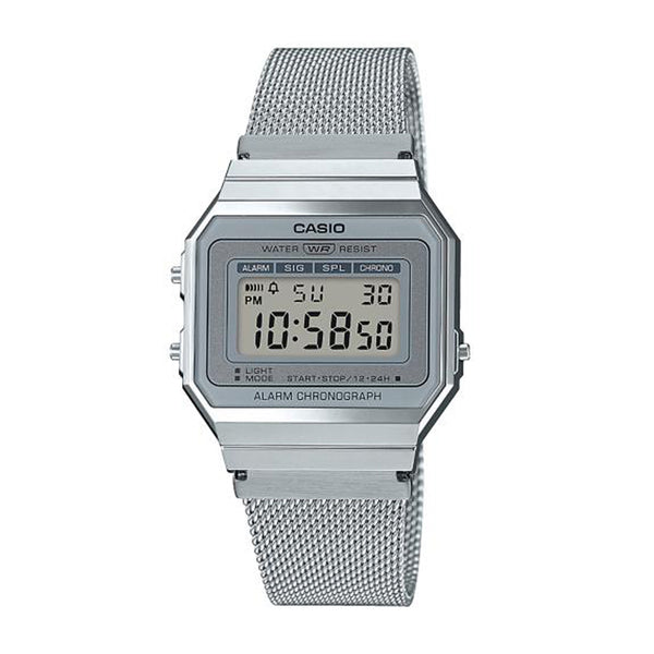 Casio Retro Digital Armband Uhr A700WEM-7AEF-