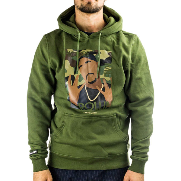 Cayler and Sons 2PAC Rollin Hoodie CS1160-