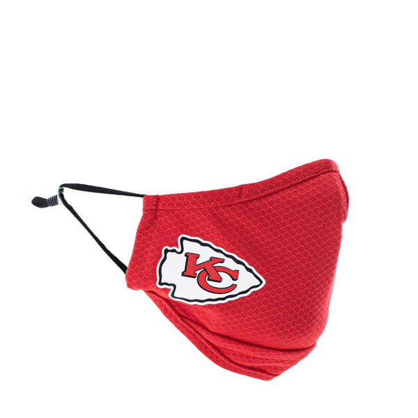 New Era Kansas City Chiefs NFL Logo Gesichtsmaske 60113117-