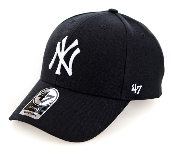 47 Brand New York Yankees MLB MVP Wool Cap H20209-OSF
