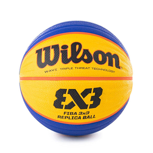 Wilson FIBA 3x3 Replica Rubber Basketball WTB1033XB-