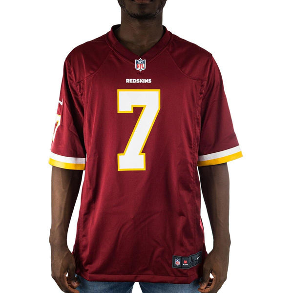 Nike Washington Redskins NFL Dwayne Haskins #7 Game Team Colour Jersey Trikot 67NMWRGH8CF2NP-