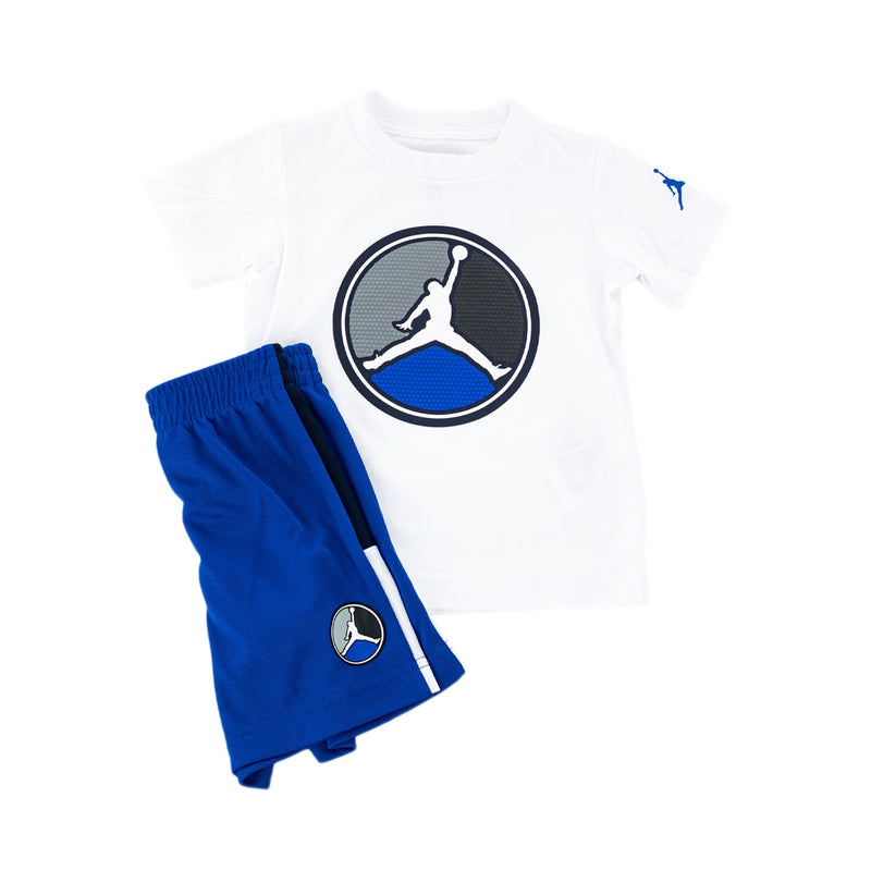 Jordan Front Circle T-Shirt Short Set 857550-U89-