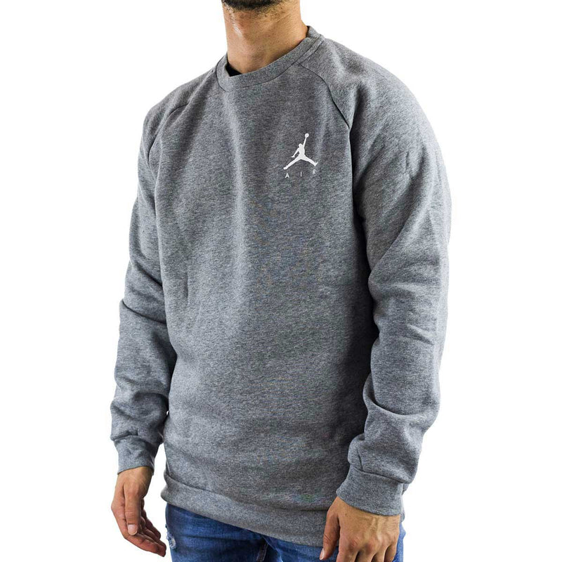 Jordan Jumpman Fleece Crew Neck Sweatshirt 940170-091-