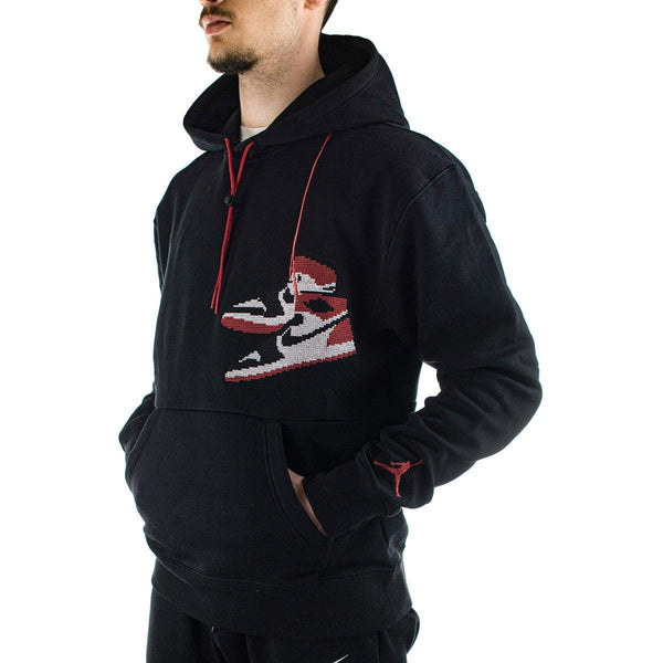 Jordan Jumpman Holiday Hoodie CT3457-010-