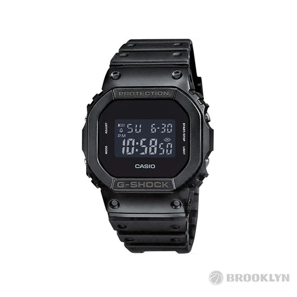 G-Shock Wrist Watch Digital Premium Uhr DW-5600BB-1ER
