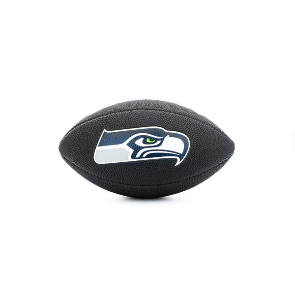 Wilson Mini Seattle Seahawks NFL Team Soft Touch American Football WTF1533BLXBSE-