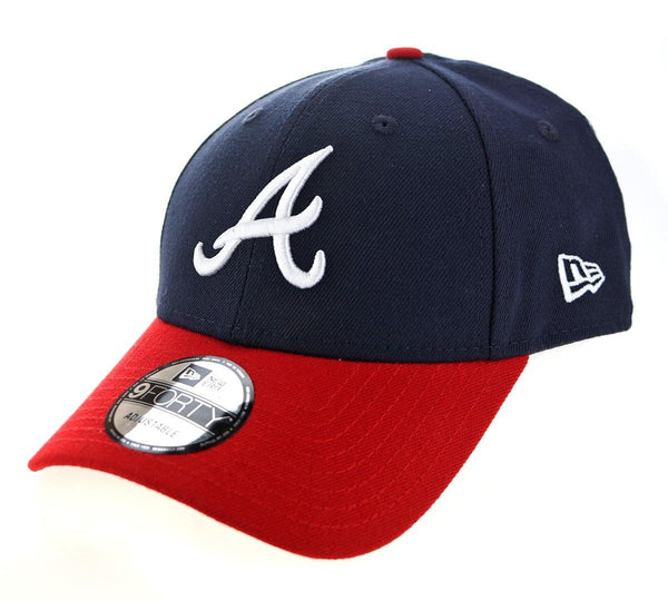 New Era 940 Atlanta Braves MLB The League Game Cap 10047507-