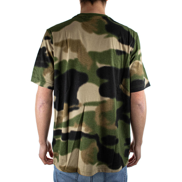 Adidas Camouflage All Over Print Tongue T-Shirt GN1863-