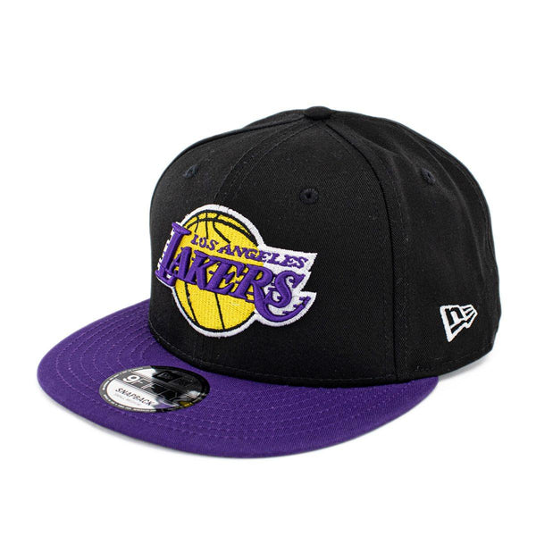 New Era Los Angeles Lakers 9Fifty NBA Essential Cap 12122724-