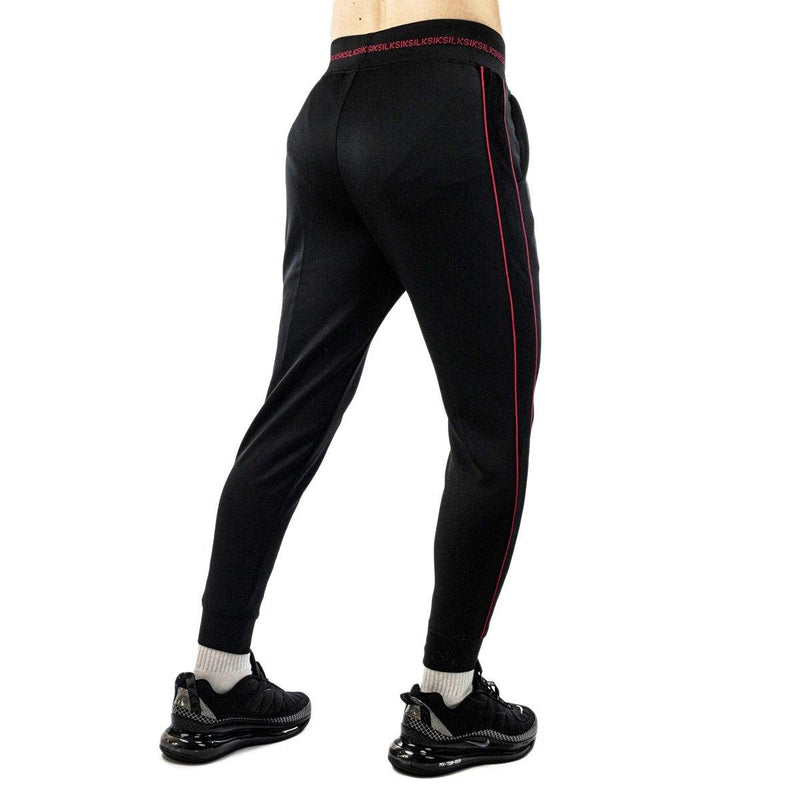 SikSilk Imperial Cuffed Jogging Hose 17476black-