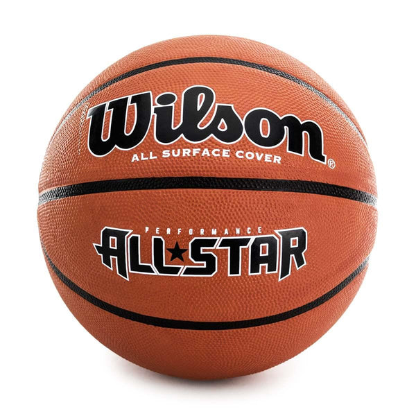 Wilson New Performance All Star Basketball Größe 7 WTB4041XB07